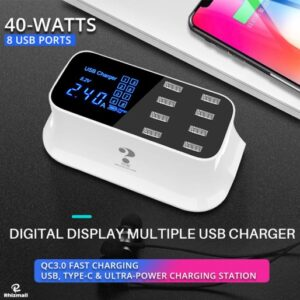 Buy Fast & Quick Charger through Rhizmall.pk