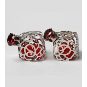 Silver Alloy Studs - RHIZMALL.PK Online Shopping Store.