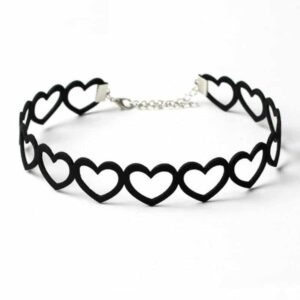 Mini Hearts Choker