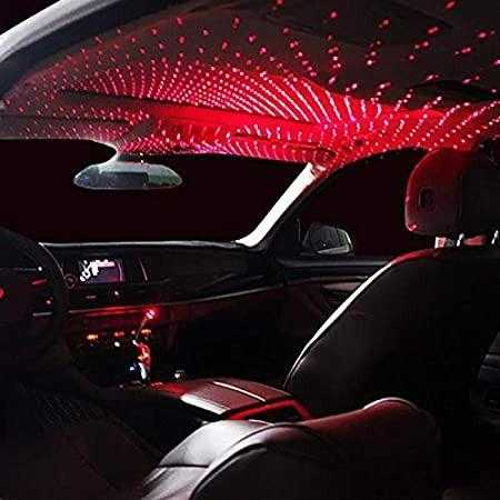 New Car LED Roof Projection Star Lights