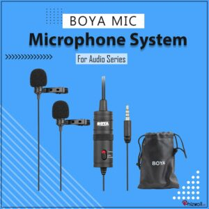 BOYA Microphone-For Audio Series