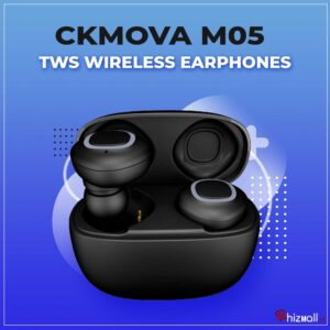 CKMOVA M05 TWS Wireless Earbuds