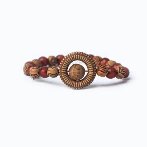Nuclear Beads Ethnic Vintage Style Bracelet - RHIZMALL.PK Online Shopping Store.