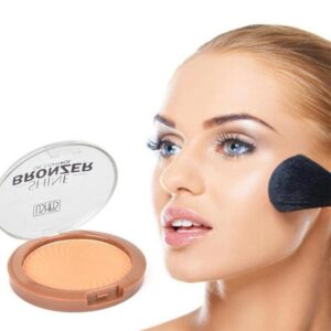Ushas Shine Bronzer Oil Control Light Powder - RHIZMALL.PK Online Shopping Store.
