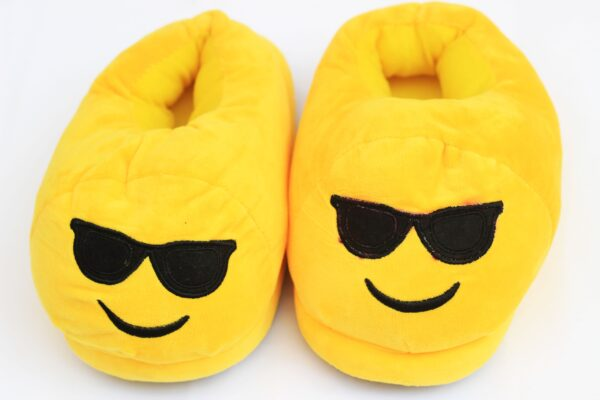 Emoji Slipper Cool Shade Warm and Comfortable - RHIZMALL.PK Online Shopping Store.