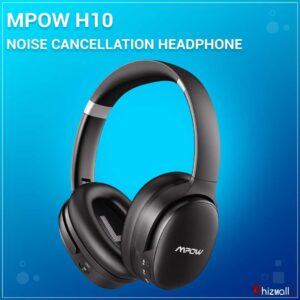 MPOW H10 Hi-fi Stereo Noise Cancellation Headphones