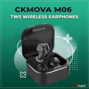 CKMOVA M06 TWS Wireless Earbuds