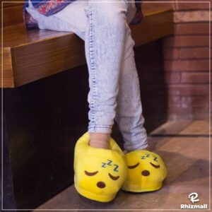 Buy Now EmojiSlippers LoveCoolKiss EmmojiSlippers at Best Price in Pakistan Now Available at Rhizmall.pk