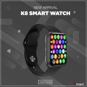 K8 Bluetooth Smart Watch