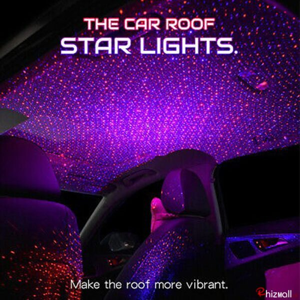 cAR STAR led LIGHT car selling lights kit on sale