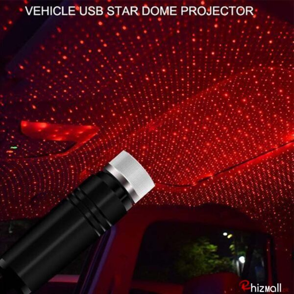 JKR USB Atmosphere Ambient Star Light car interior lights  car interior led lights atmospheric lights colorful lights for car