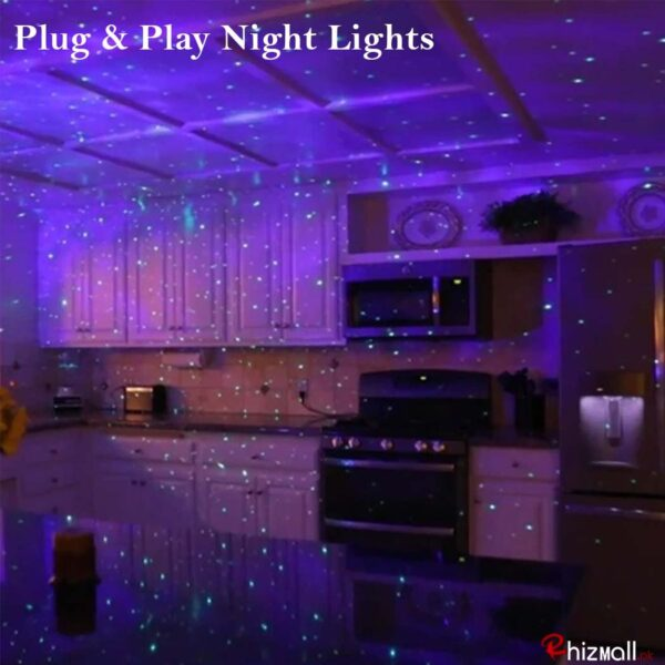 Fiber optic light Star Ceiling Kit Lights Car ceiling decoration 16W LED Fiber Optic Lights Smart Bluetooth Music Control
