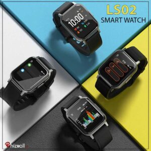 New Haylou LS02 Smart Watch