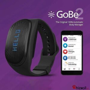 New Healbe GoBe2 Complete Smart Life Band