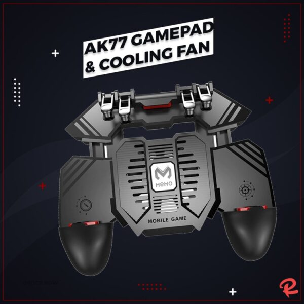 Gaming Pad PUBG Game Trigger Controller  Cooling Fans for Gaming Devices at Best Price in Pakistan