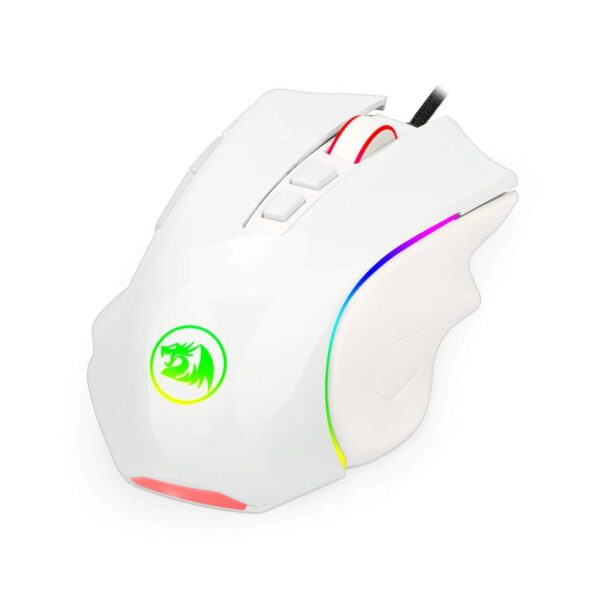 Buy Redragon (m607) gaming mouse white at best price in Pakistan | Rhizmall.pk